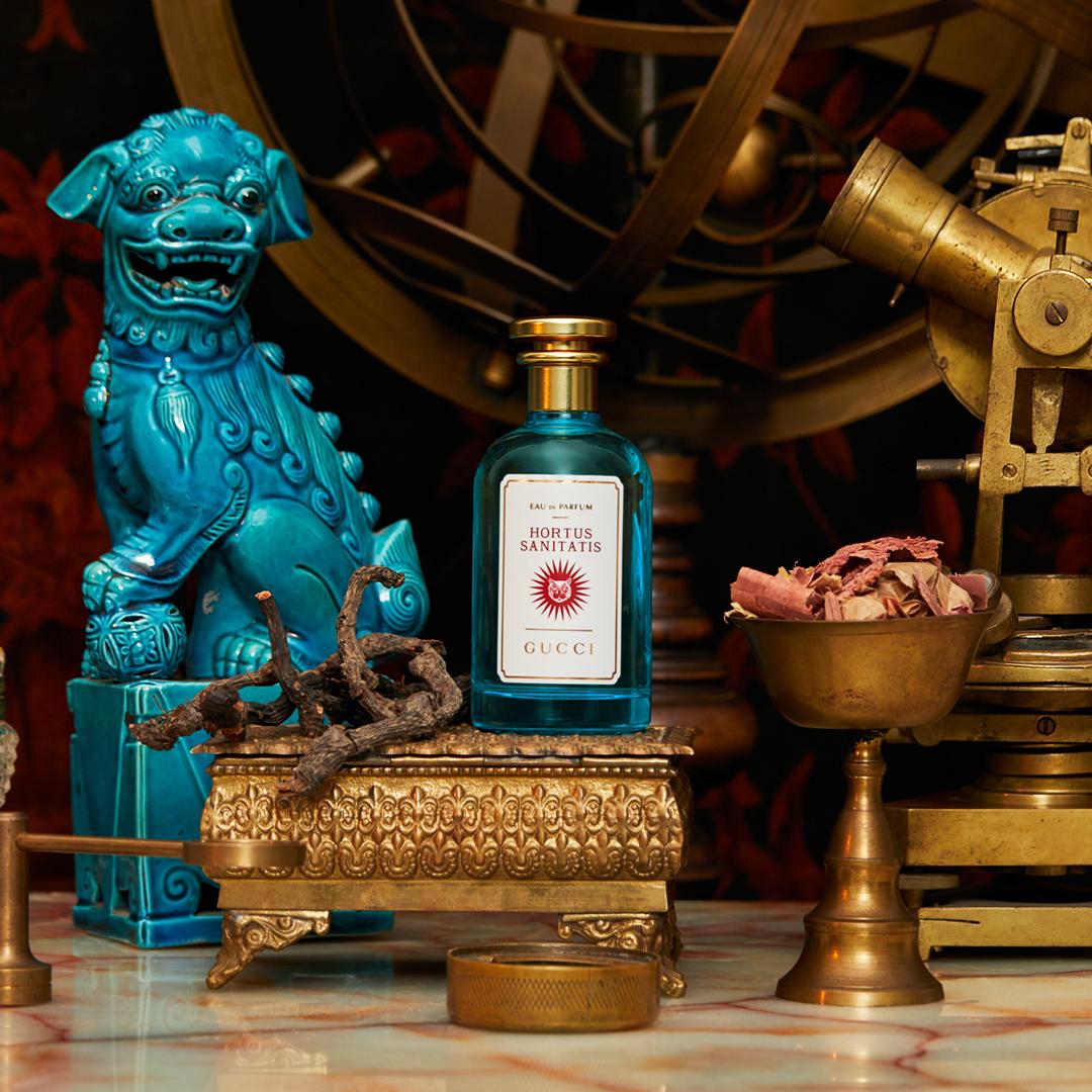 "Gucci The Alchemist's Garden ""Hortus Sanitatis"""